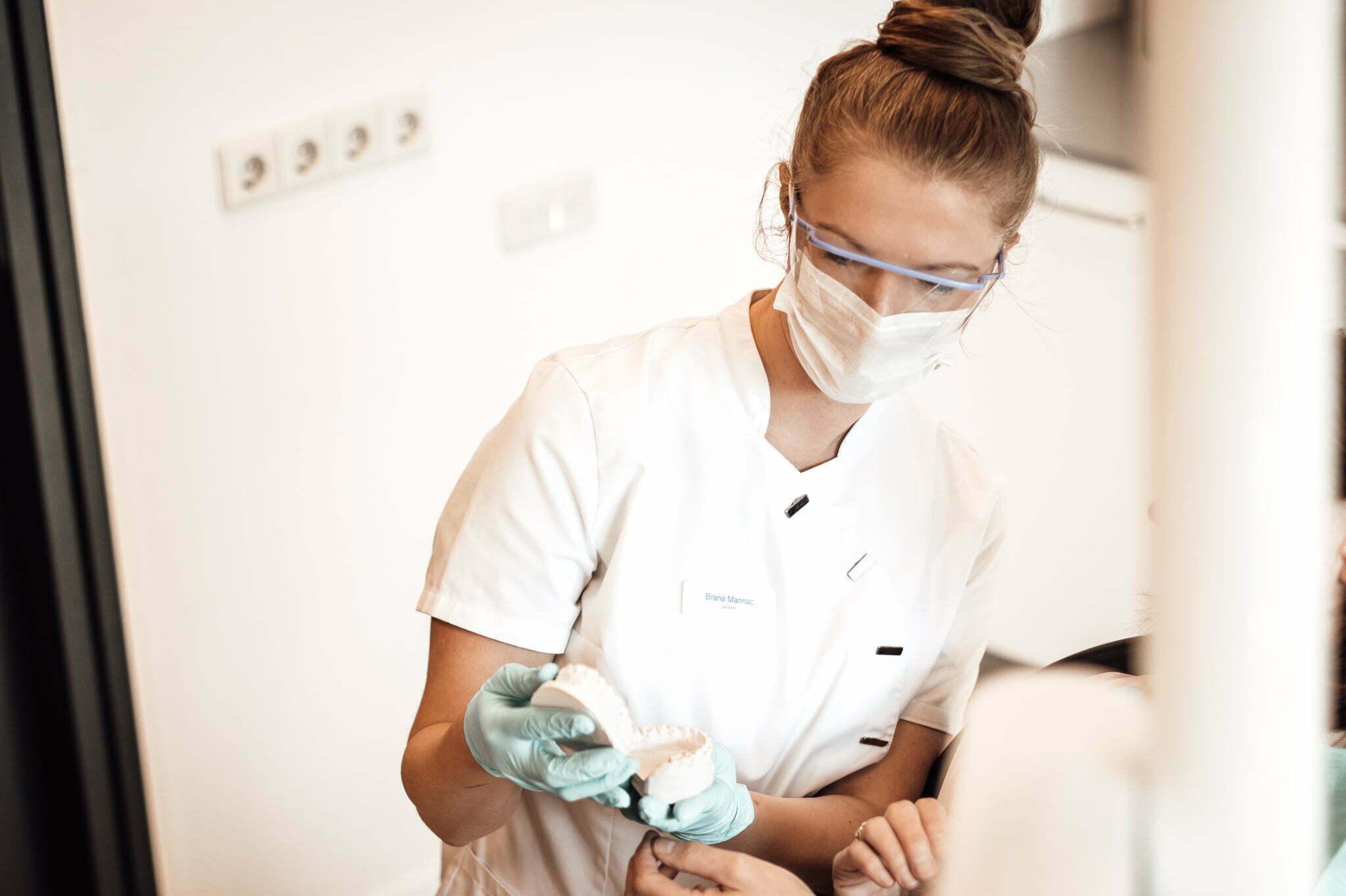 Orthodontie (beugel)